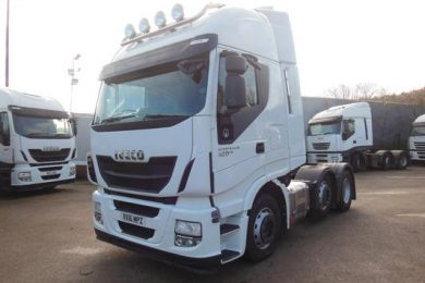 2016 '16' IVECO 460 HI WAY, 6X2 LIFT / STEER, EURO 6