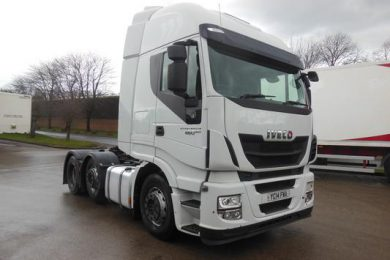 2014 '14' Iveco 460 Hi Way 6×2 lift / steer, Euro 5