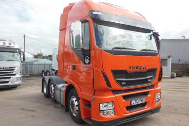 2013 IVECO 460 HI WAY, 239500KM ONLY!!